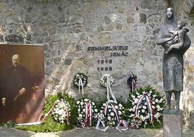 Semmelweis Ignác emlékév 2015
